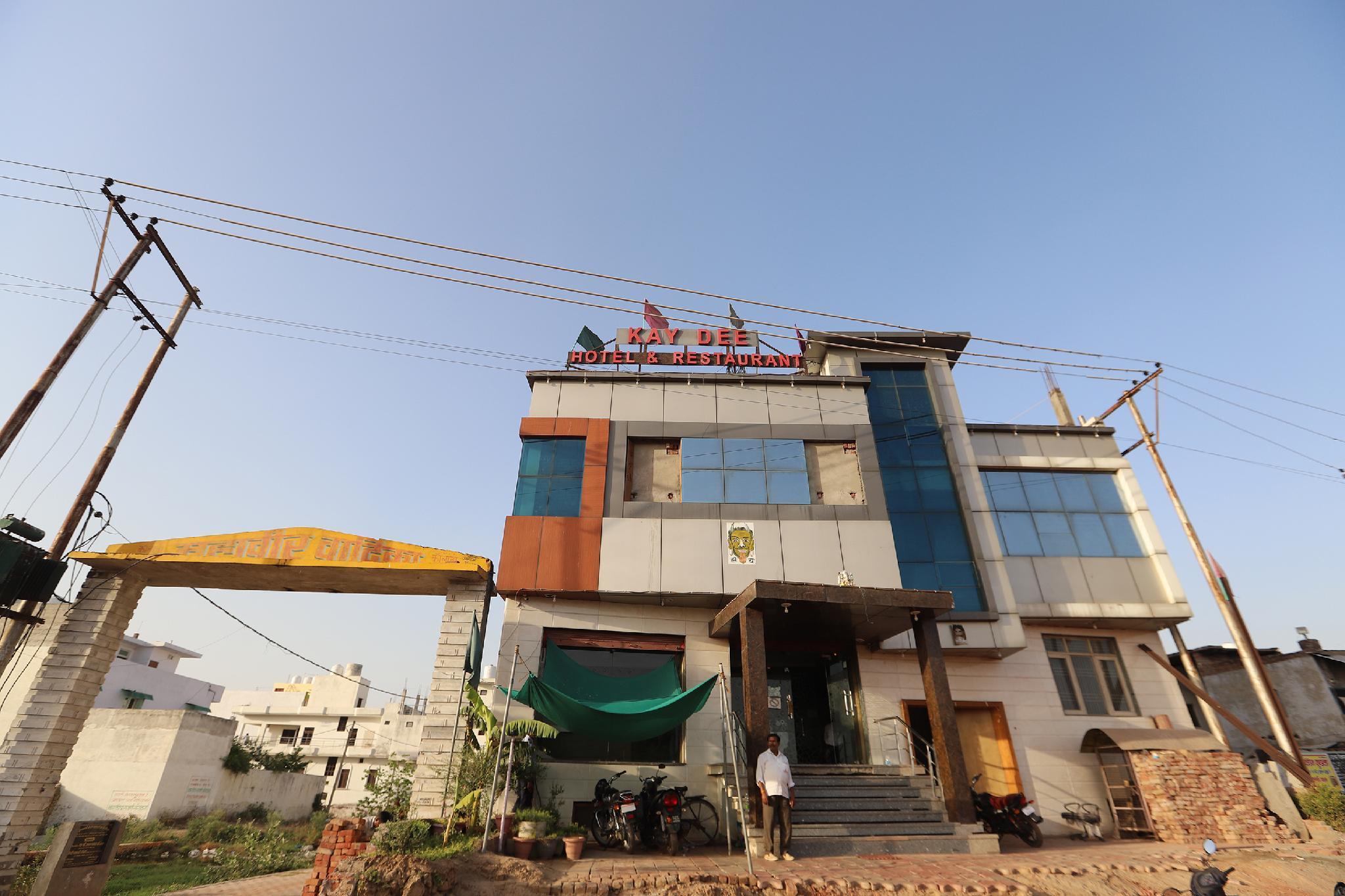 OYO 36709 Hotel Kaydee, Firozabad