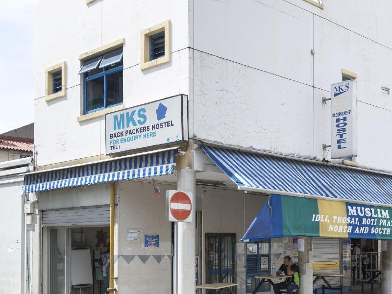 MKS背包客旅館 - 柯夫路