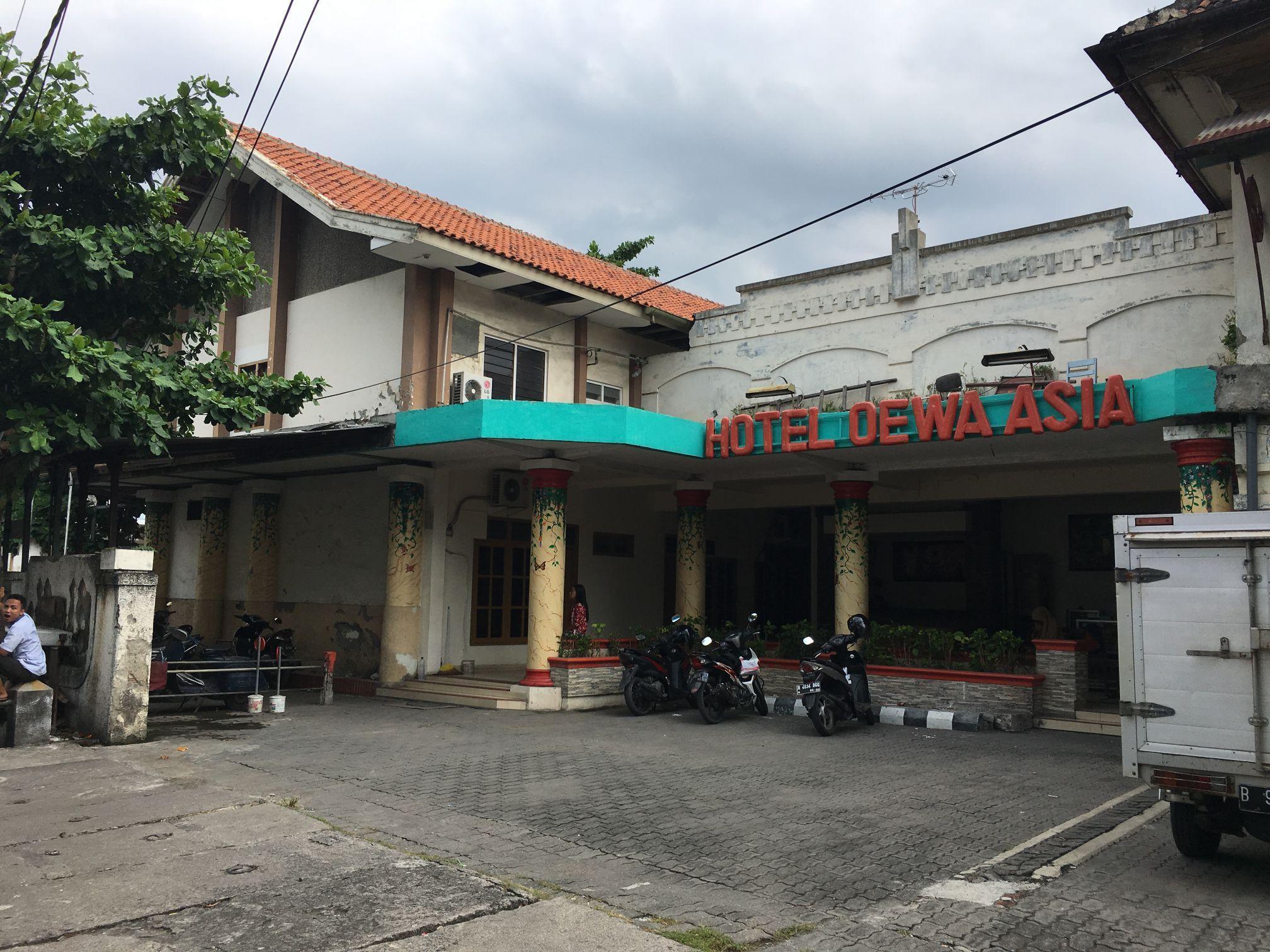 Oewa Asia Hotel, Semarang
