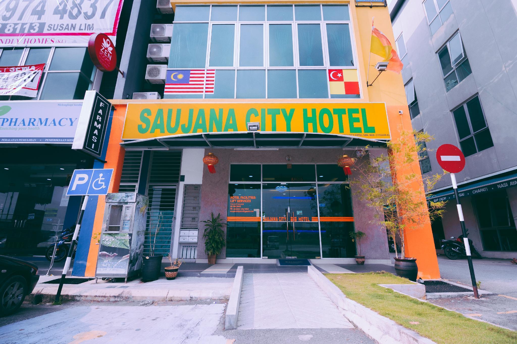 OYES  Saujana City Hotel, Kuala Langat