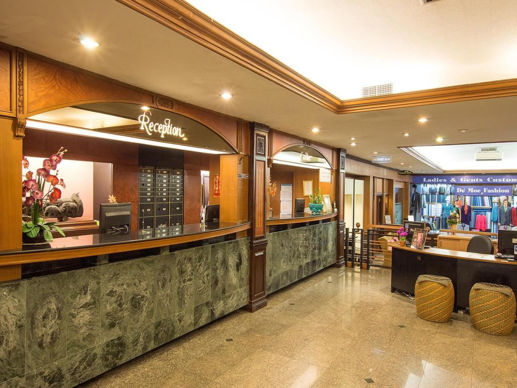 ホテル デ モック14
