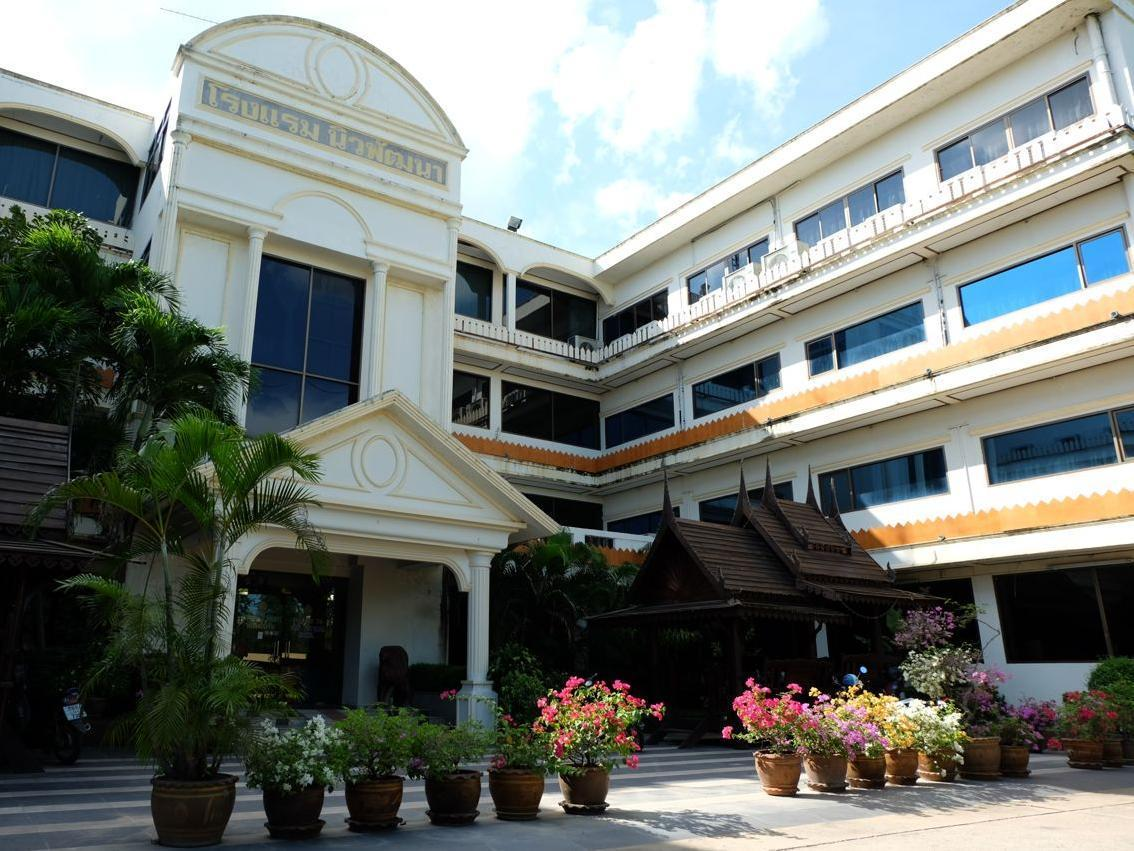 New Pattana Hotel, Muang Maha Sarakam