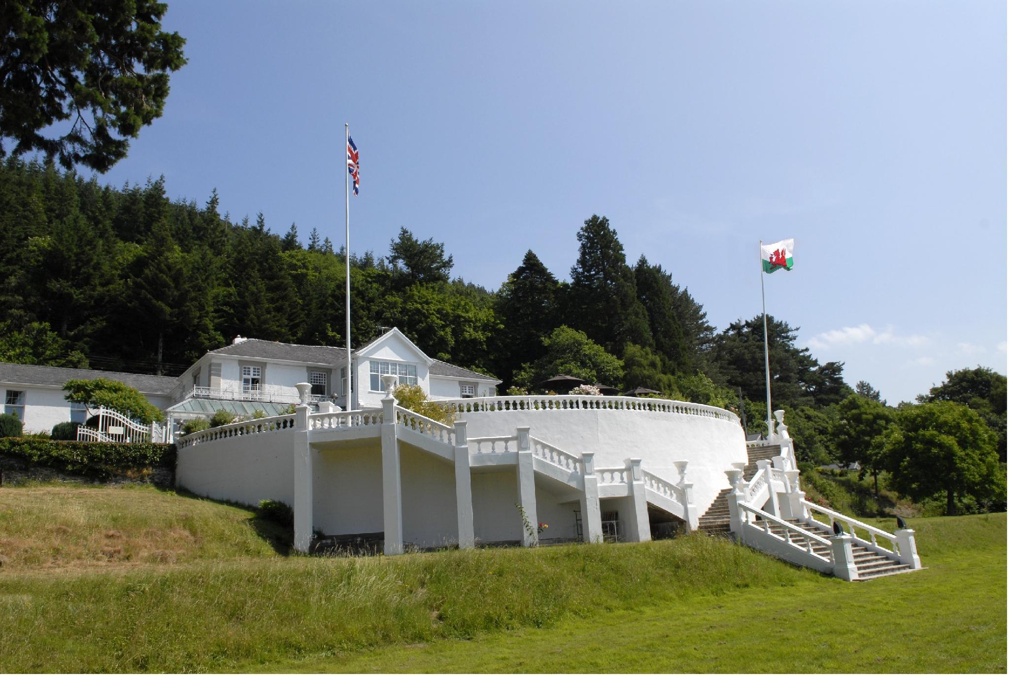 Plas Maenan Country House Hotel, Conwy