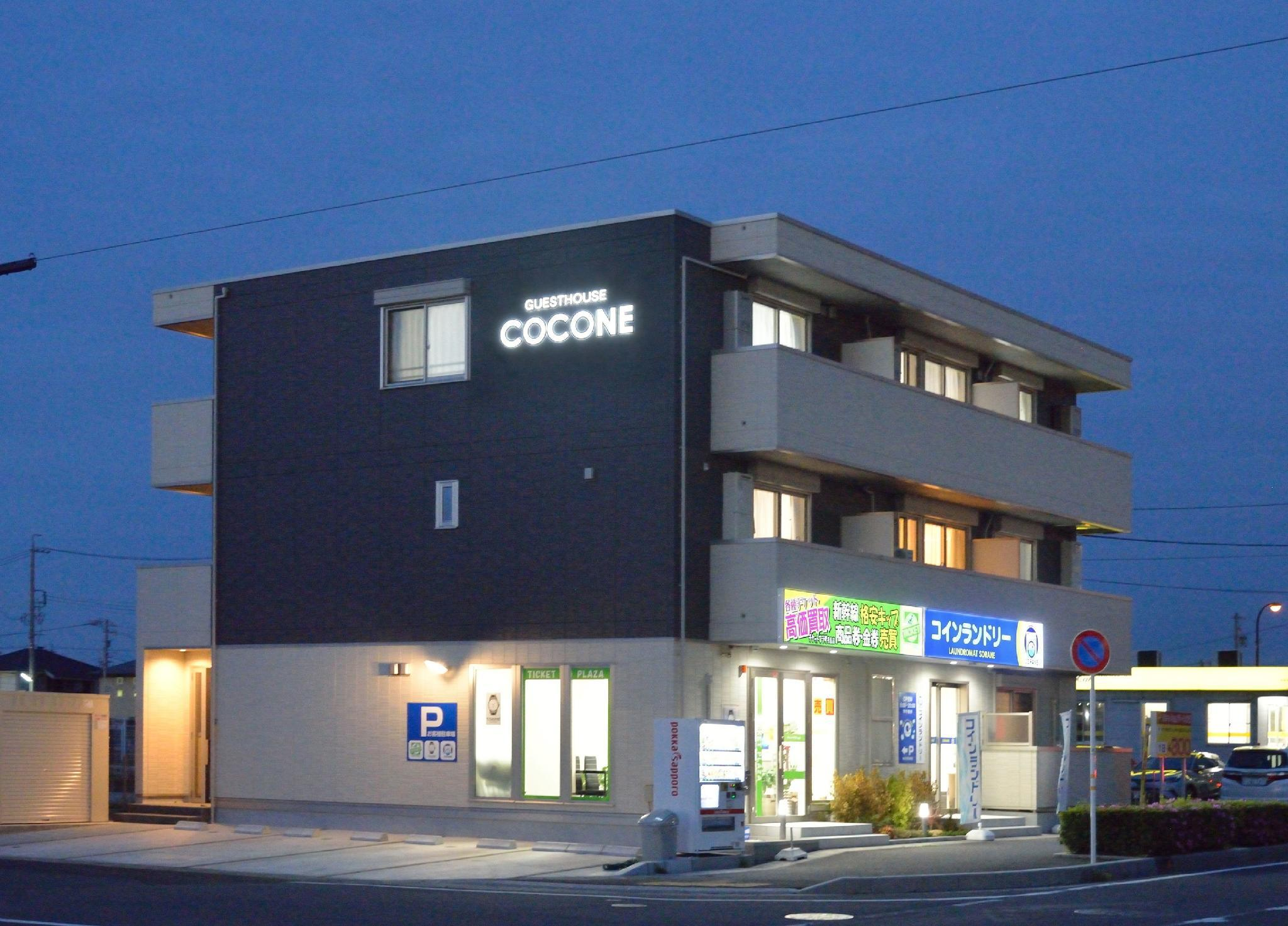 Guest House Gifuhashima COCONE, Hashima