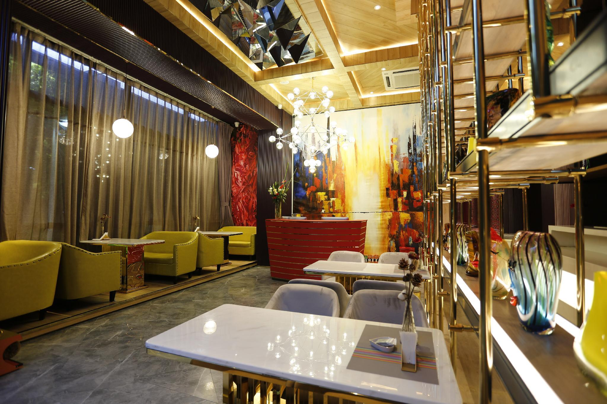 R-Kiss Boutique Hotel, Zibo