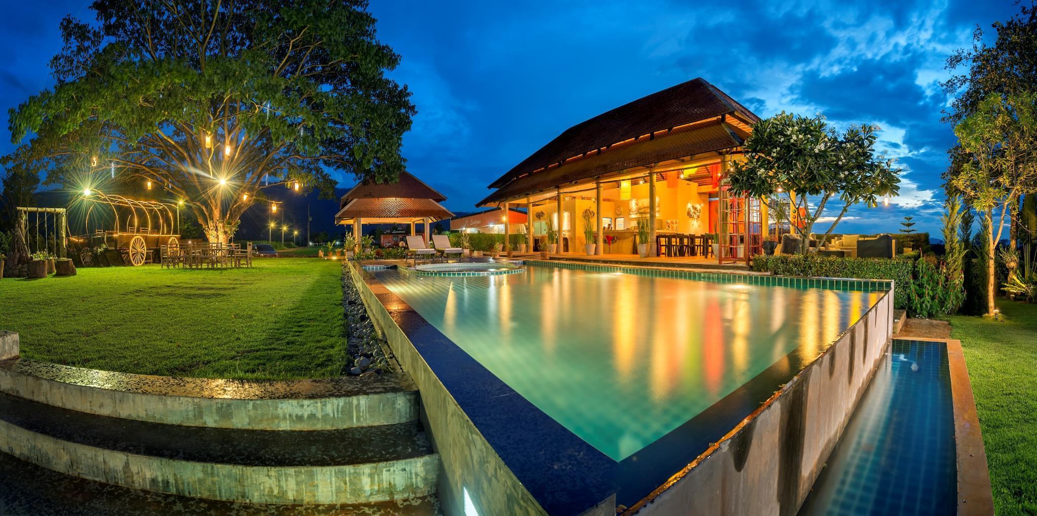 Lucerne Villa Resort by Qiu, Pak Chong