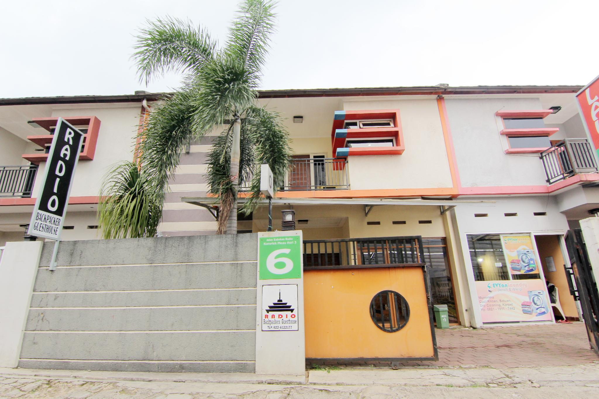 Radio Backpackers Guesthouse, Cimahi