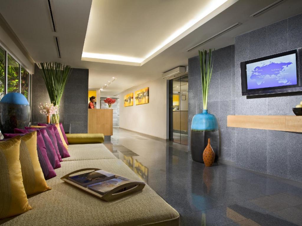 シタディン バンコク スクンビット 16 ホテル1