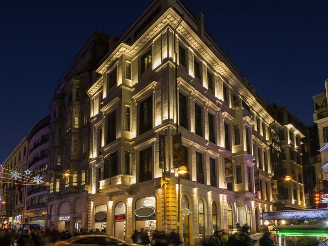 Book occidental the public hotel istanbul turkey for Istanbul taksim hotels