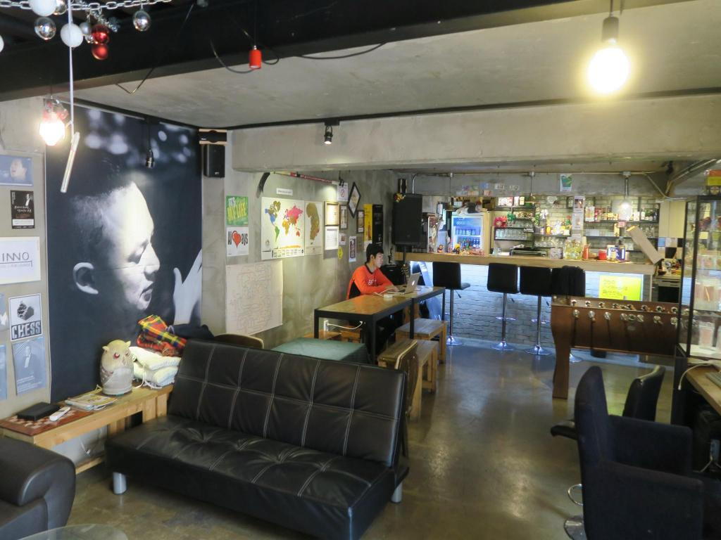 Inno Hostel and Pub Lounge Hongdae19