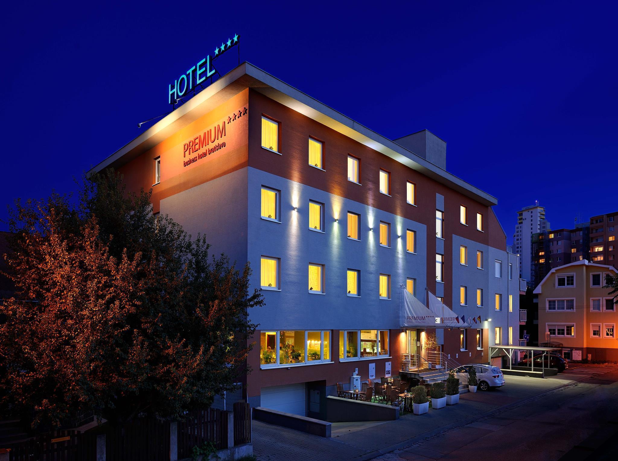 PREMIUM Business Hotel Bratislava, Bratislava II