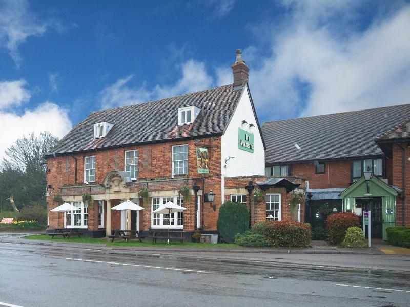 The Wheatsheaf Basingstoke by Good Night Inns, Hampshire