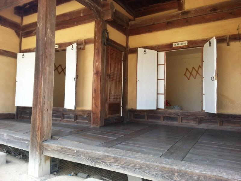 Hahoe Big Guesthouse, Andong