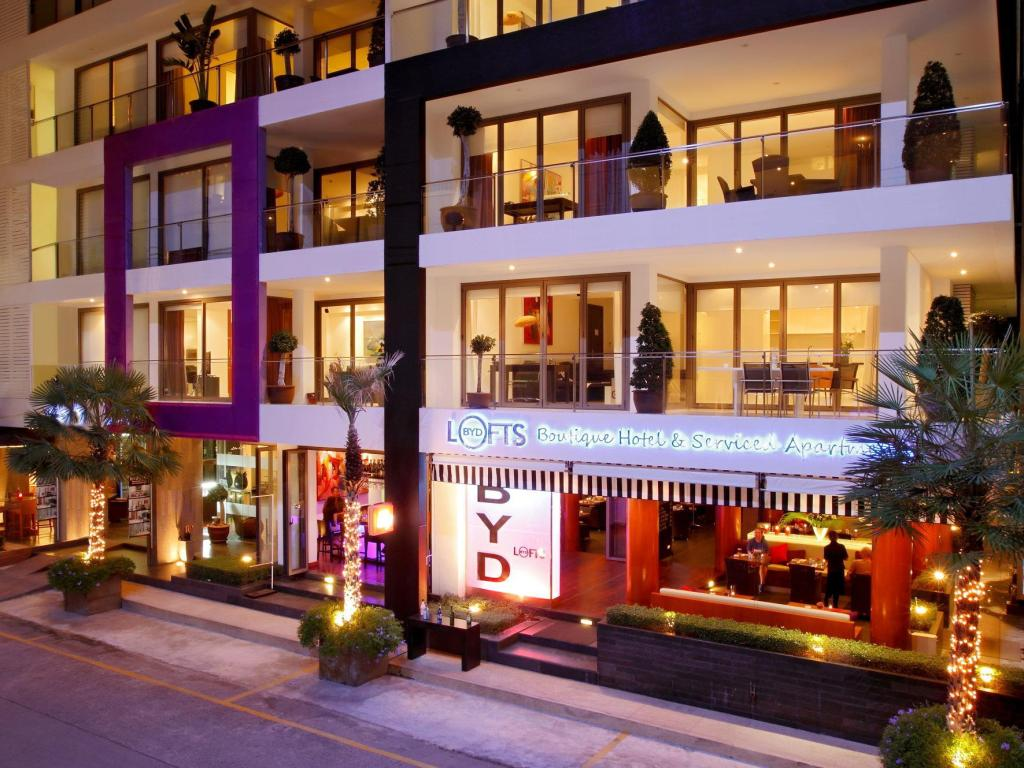 BYD ロフト ブティック ホテル & サービス アパートメント8