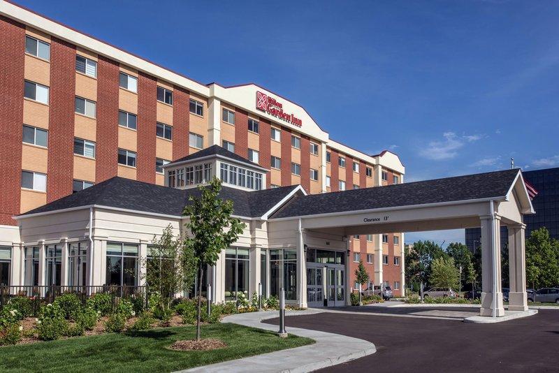 美國希爾頓花園酒店明尼阿波利斯機場購物中心
