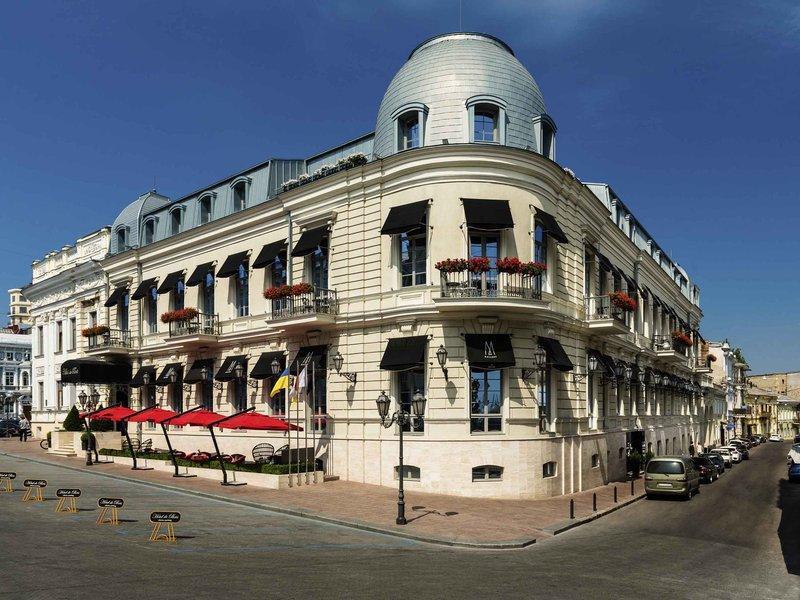 奧德薩巴黎美憬閣飯店