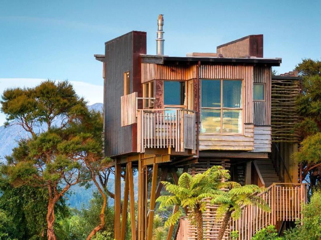 Best Price On Hapuku Lodge And Tree Houses In Kaikoura