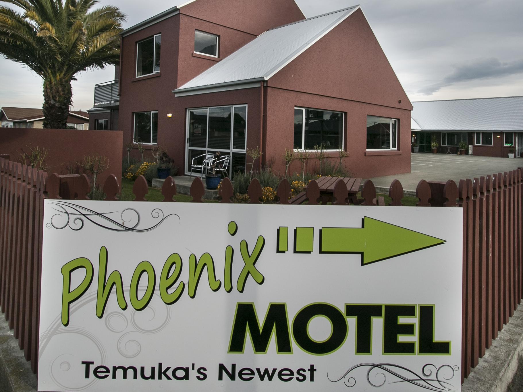 Phoenix Motels, Timaru
