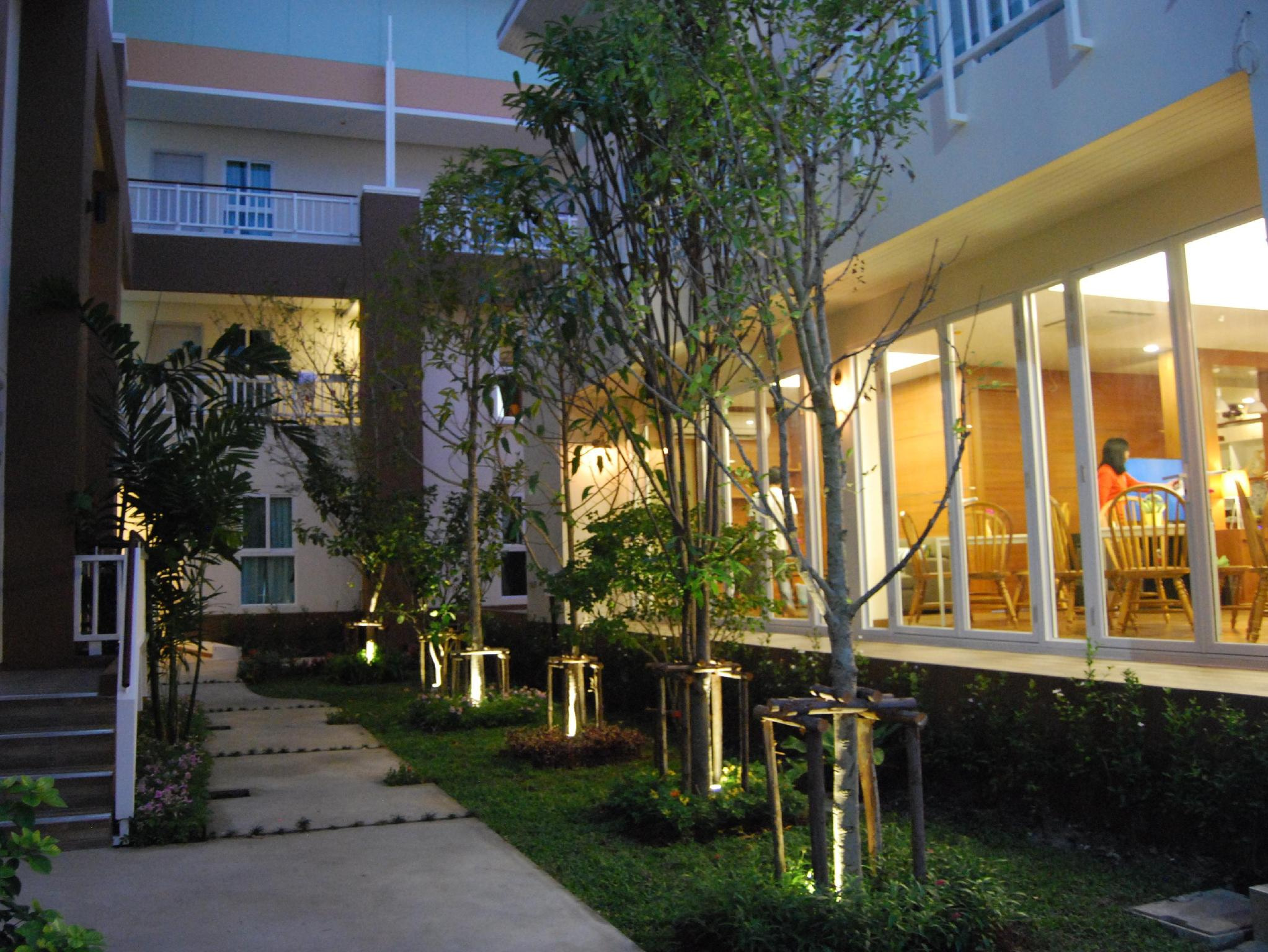 U-Tiny Boutique Home  Suvarnabhumi  Bangkok, Saphan Sung