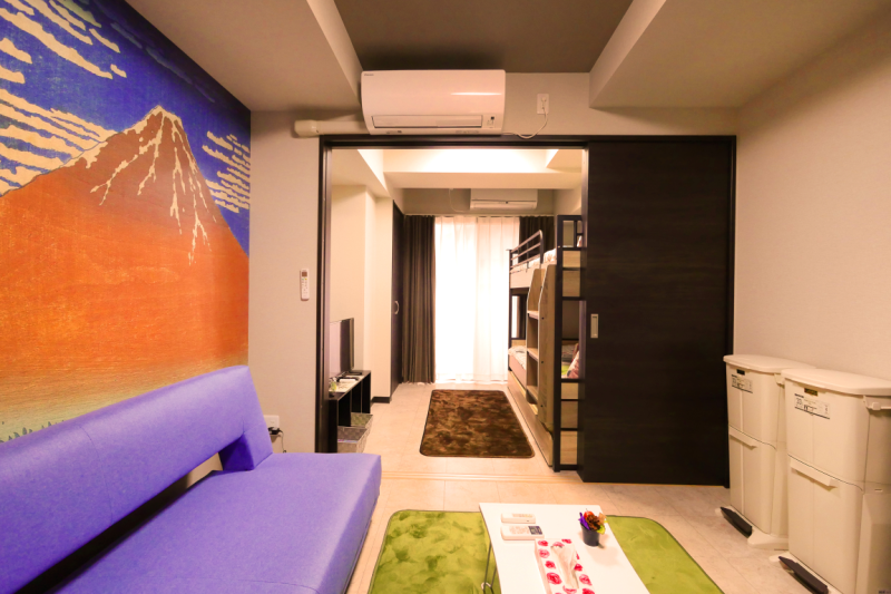 足立區的1臥室公寓 - 27平方公尺/1間專用衛浴