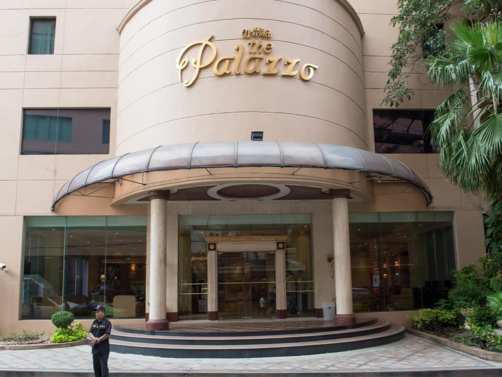 パラッツォ ホテル1