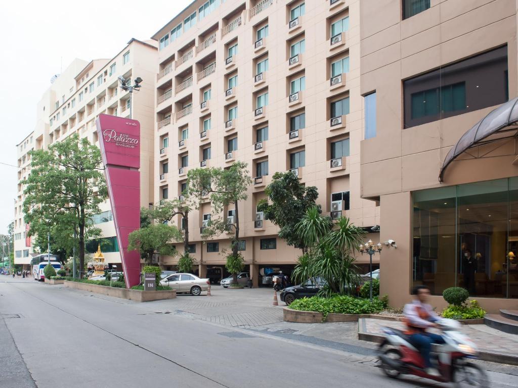 パラッツォ ホテル7