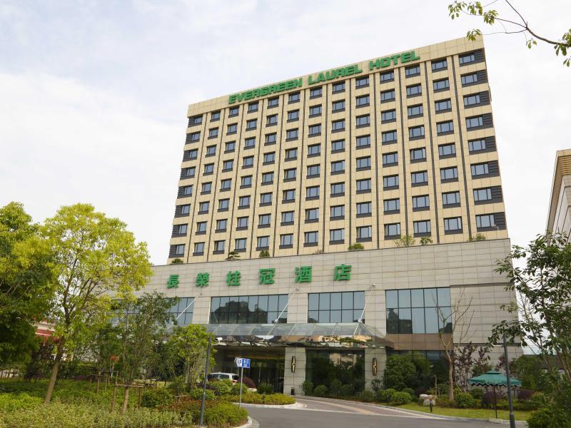 Evergreen Laurel Hotel Shanghai,Pudong