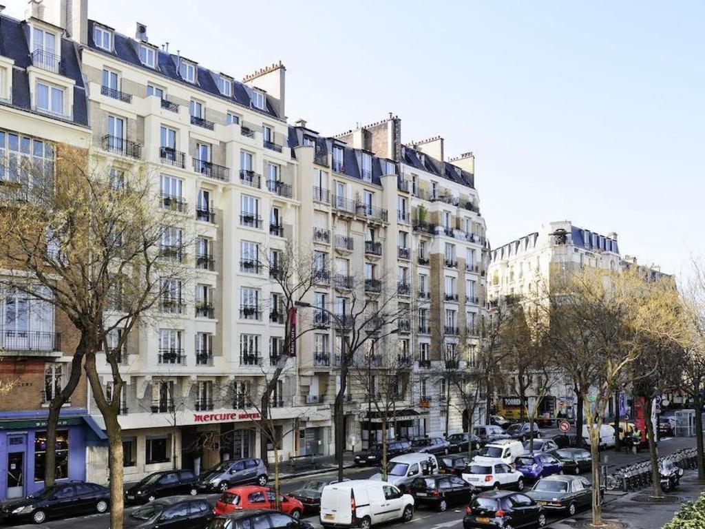 Mercure Paris Tour Eiffel Pont Mirabeau Hotel