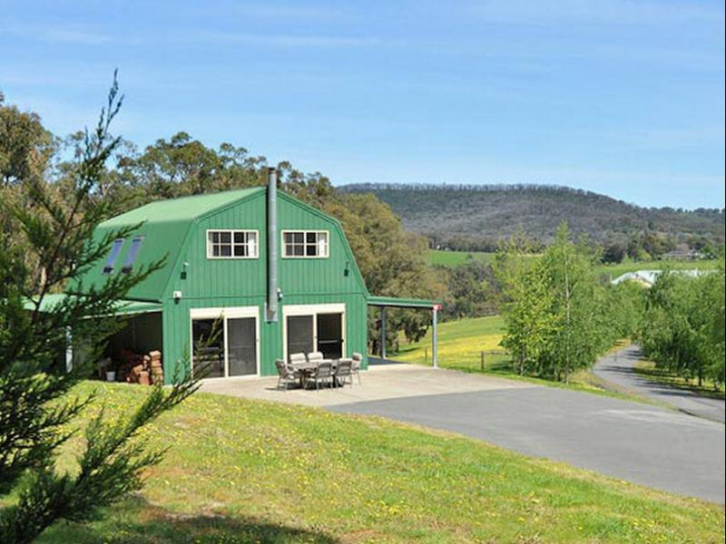 The Barn @ Charlottes Hill, Yarra Ranges - North