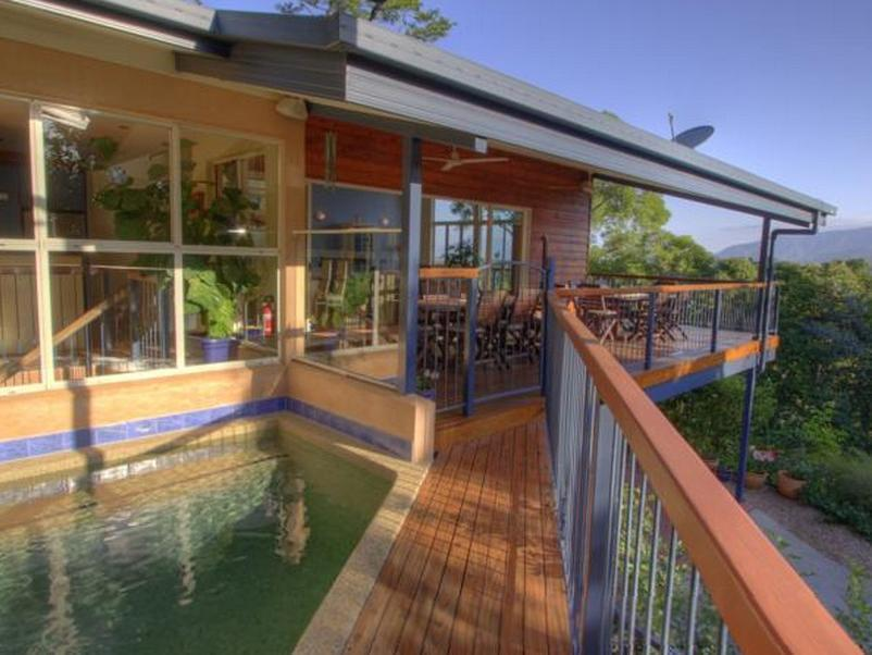 Kookas Bed and Breakfast, Cairns - Mt Whitfield