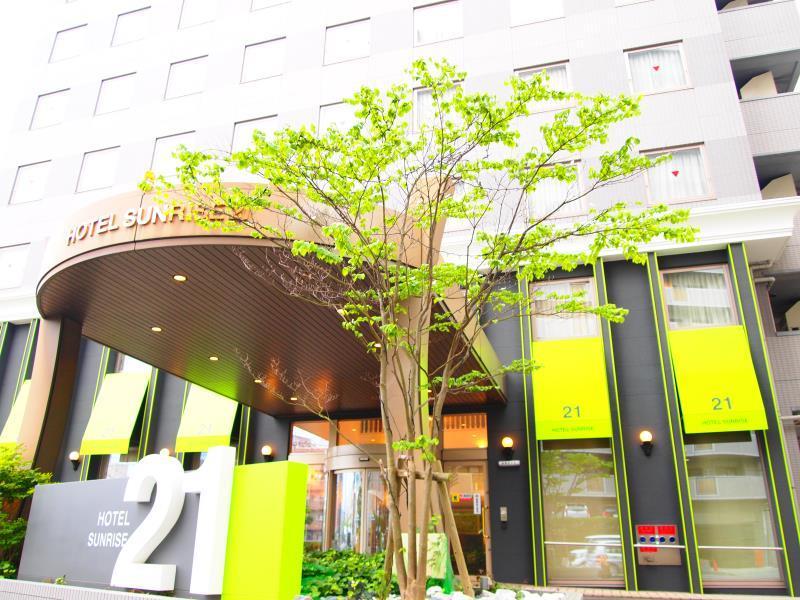 Higashi Hiroshima Sunrise 21 Hotel, Higashihiroshima