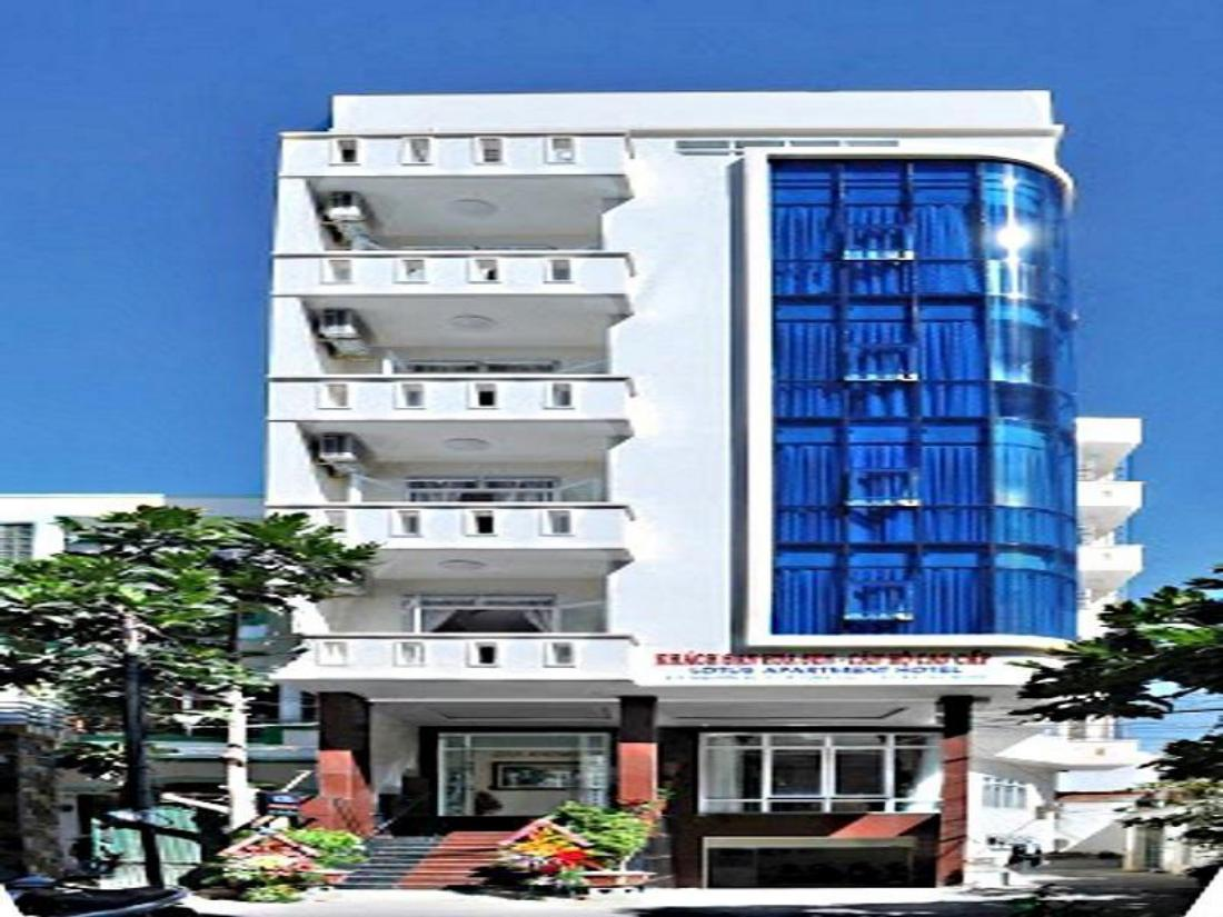 Best price on lotus apartment hotel in vung tau reviews for Appart hotel urban lodge chaudfontaine