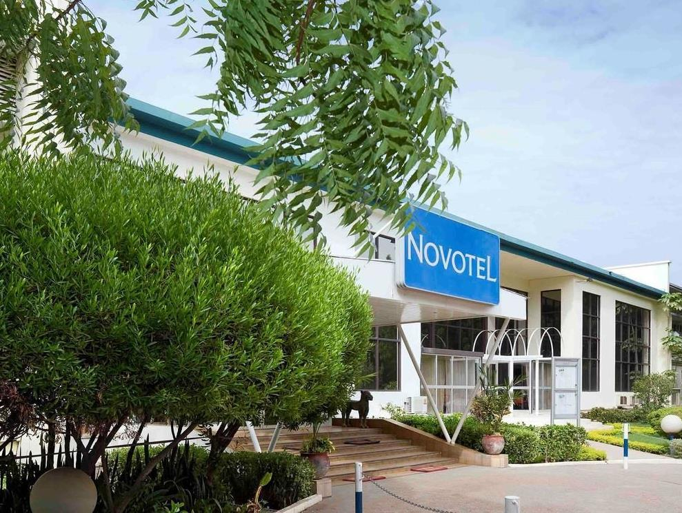 Hotel Novotel N'djamena La Tchadienne