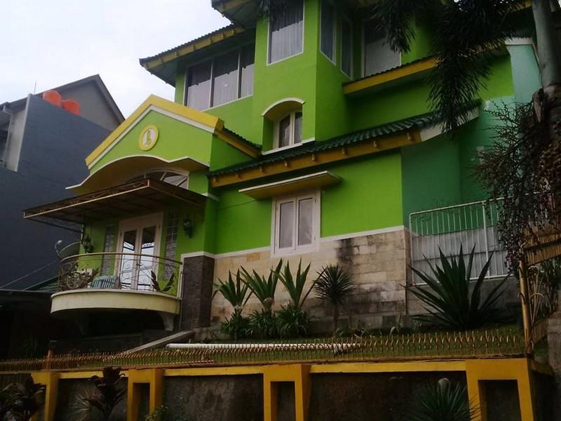 Penthouse Villa Trixy, Bandung