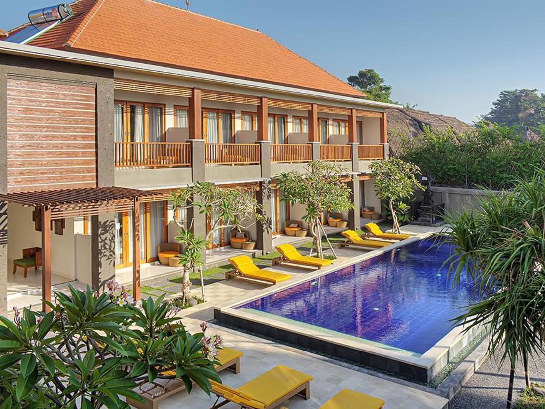 Kubu cempaka seminyak hotel bali indonesia for The best hotel in seminyak