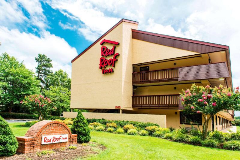 達勒姆杜克大學醫學中心紅頂飯店
