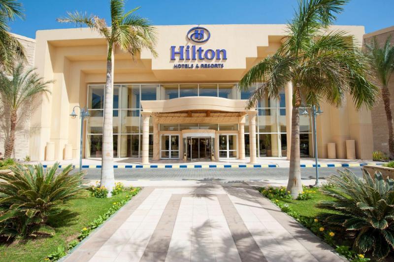 赫爾格達希爾頓飯店