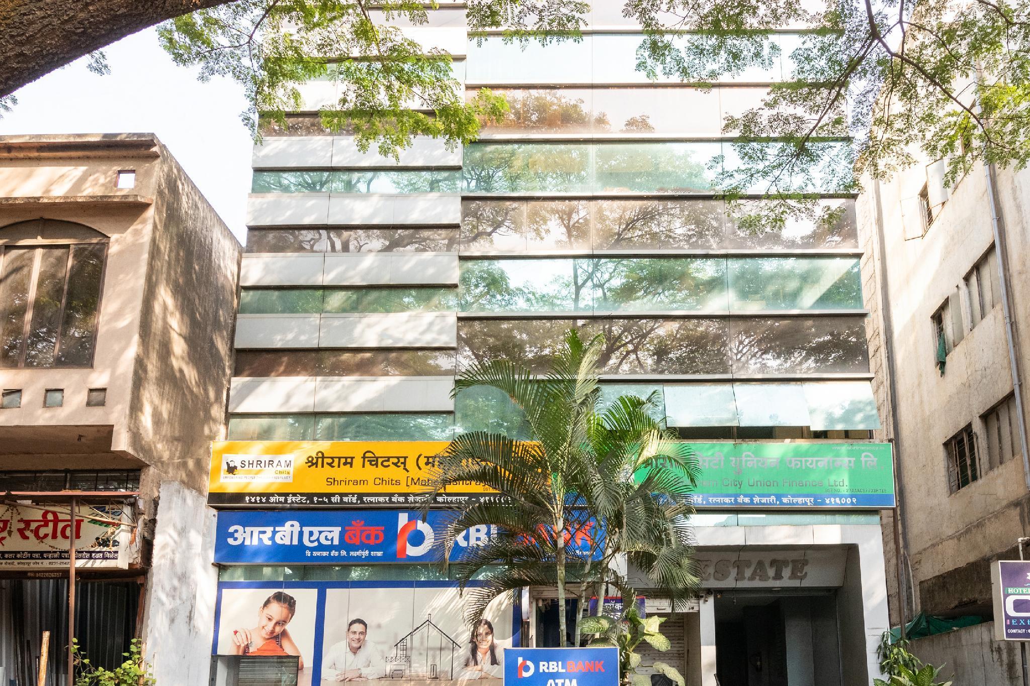 OYO 41409 Om Executive, Kolhapur