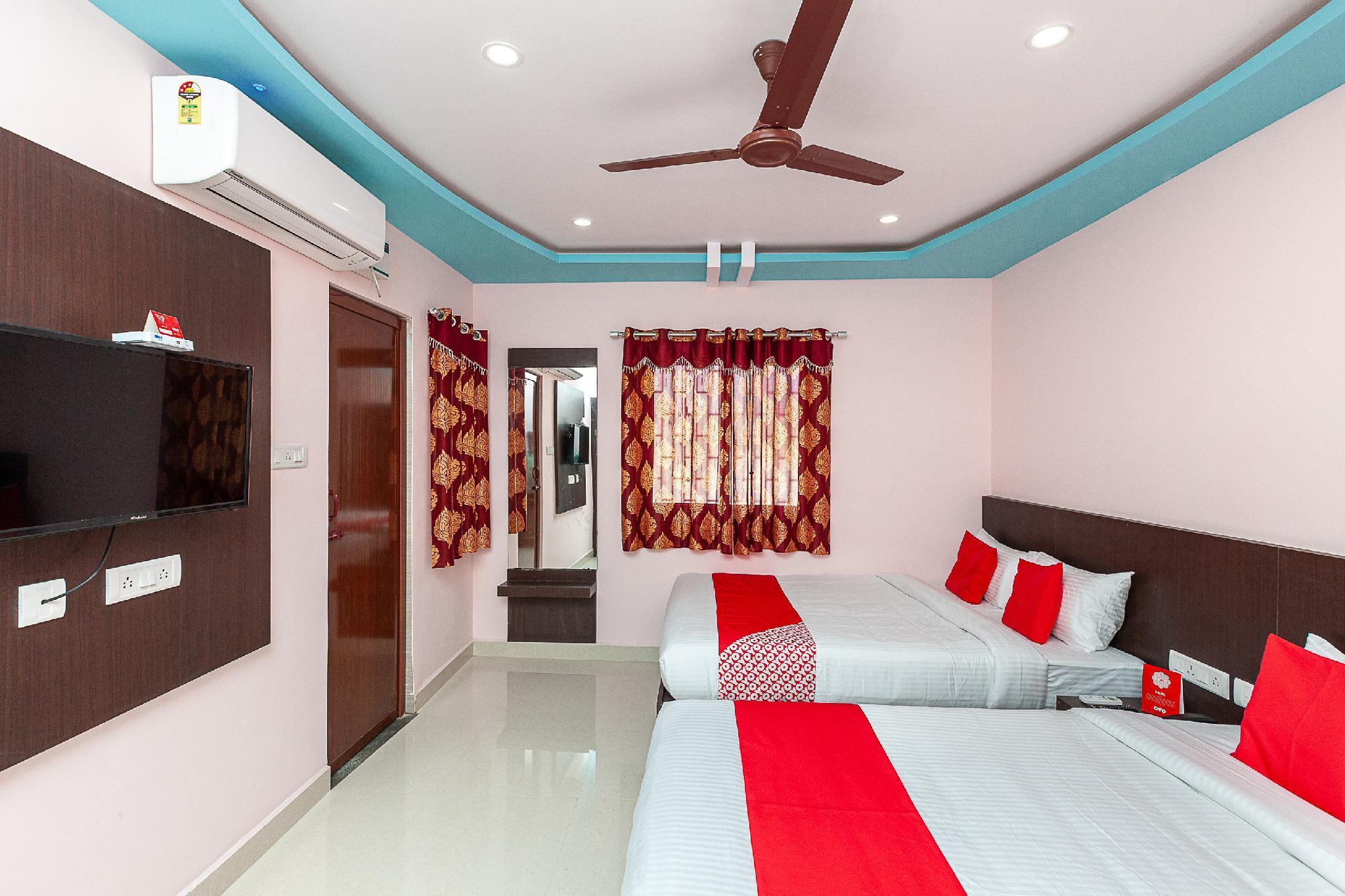 OYO 41071 AC Residency, Tiruvannamalai
