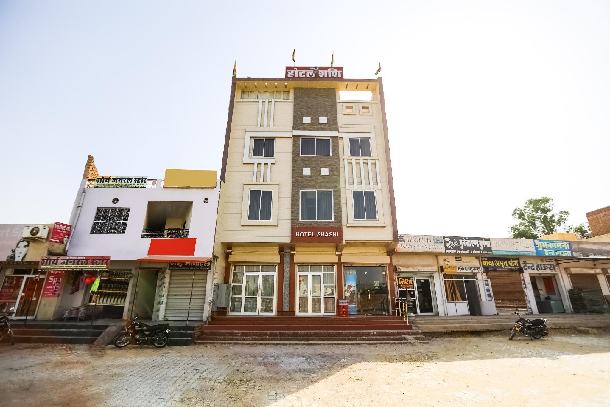 OYO 40880 Hotel Shashi, Hanumangarh