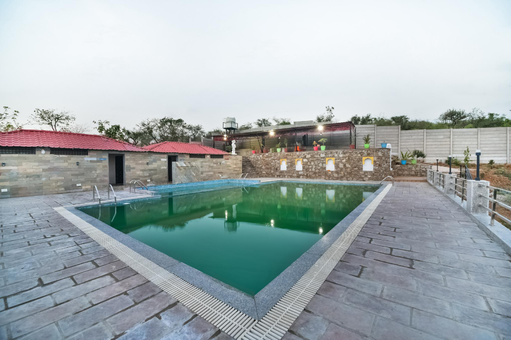 OYO 40746 The Shiv Garh Resort, Udaipur