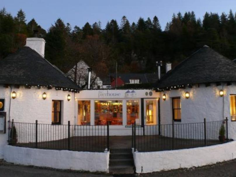 The Pierhouse Hotel, Argyll and Bute