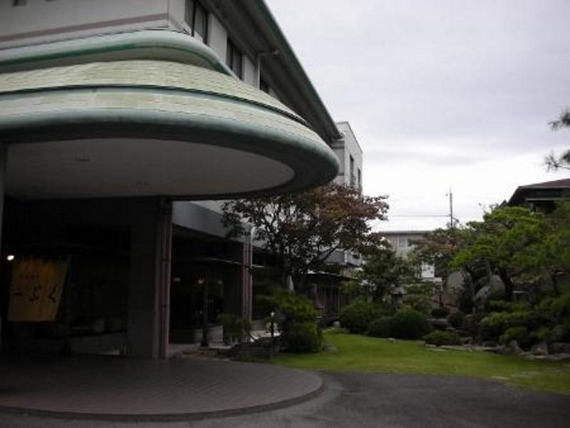 Kappo Hotel Ippuku, Higashihiroshima