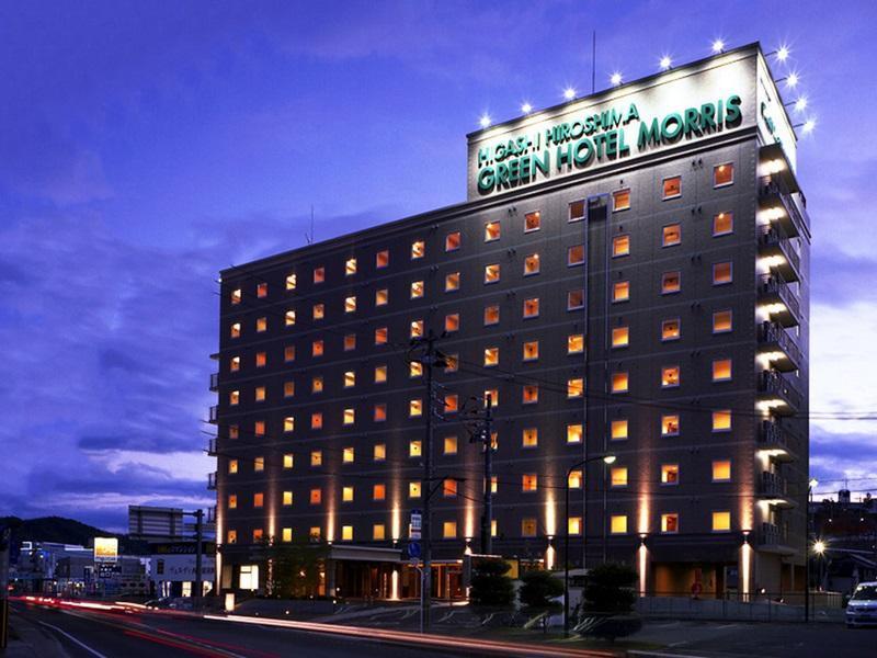 Higashi-Hiroshima Green Hotel Morris, Higashihiroshima