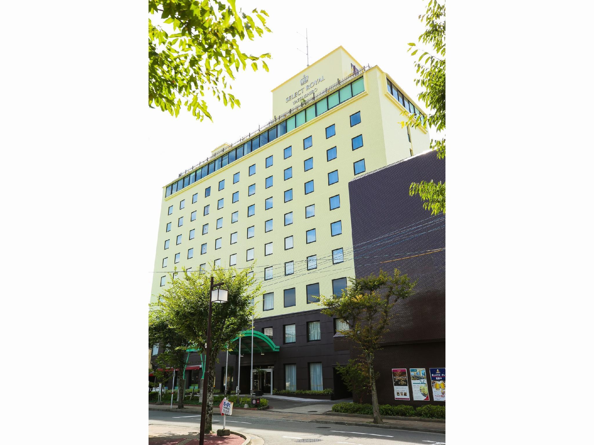 Hotel Select Royal Yatsushiro, Yatsushiro