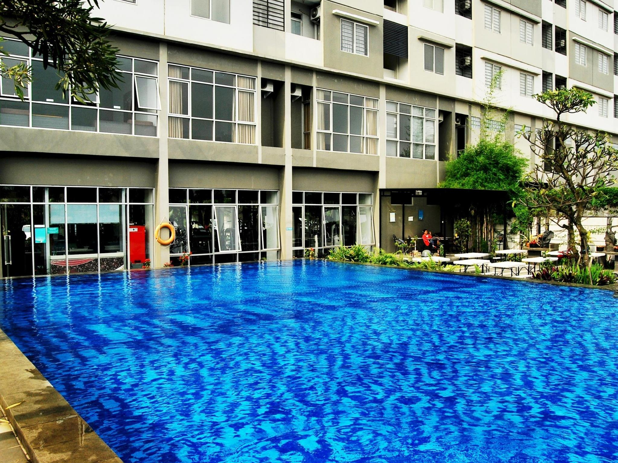 High Livin' Apartment, Cimahi