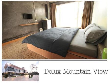 ลอฟท์ วิลล์เลจ ห้องดีลักซ์ วิวภูเขา (Deluxe Mountain View)