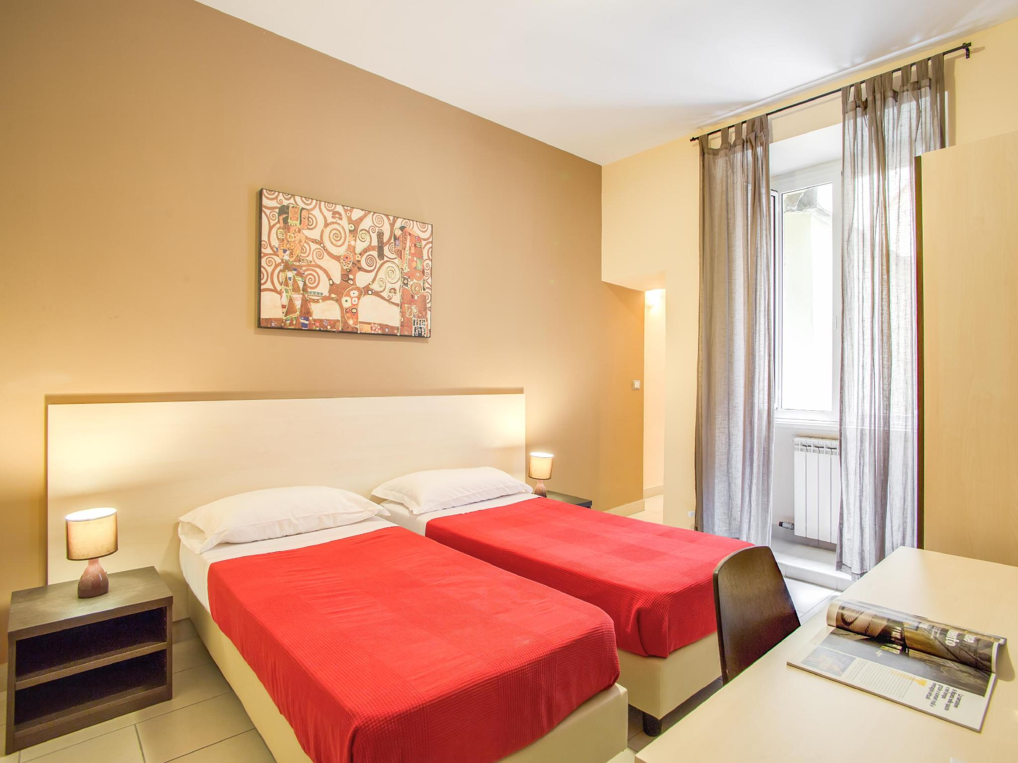 Hotel Mosaic Central Rome