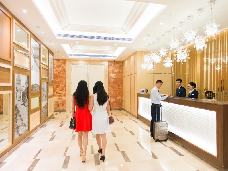 富華粵海酒店