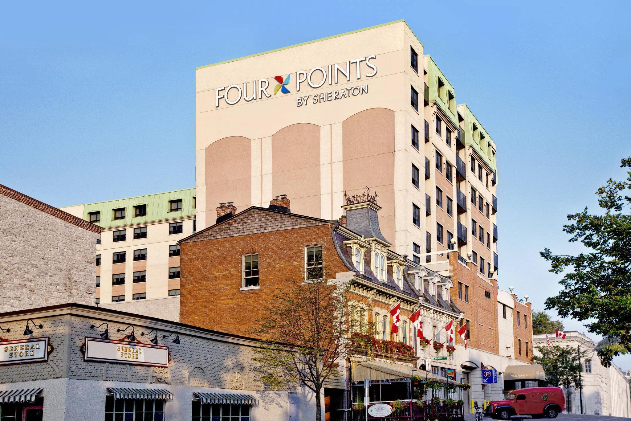 Four Points by Sheraton Hotel & Suites Kingston, Frontenac